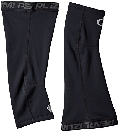 Pearl iZUMi Elite Thermal Knee Warmer, Black, Small
