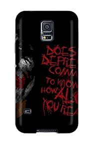 Top Quality Case Cover For Galaxy S5 Case With Nice The Joker Appearance 1011115K61930702