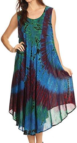 casual dress batik - 1
