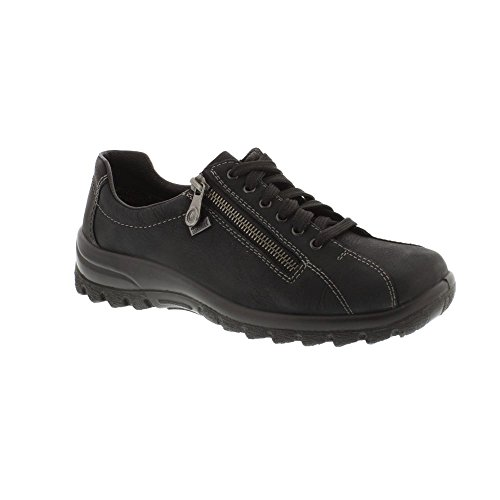 Rieker Dentelle Noir Chaussures En Casual Femmes L7121 UrTqRU