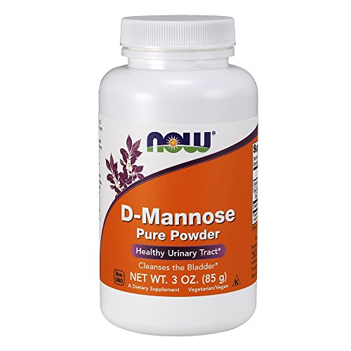 NOW Foods 733739028105 D Mannose 3 Ounce product image