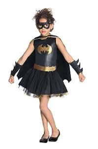 Batman I-881626S - Disfraz de Batman para niña (3 años)