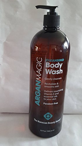 ARGAN MAGIC - Cleansing Body Wash (32 Ounce / 946 Milliliter) ()