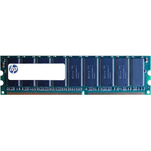 (HP 399957-001 1GB, 333MHz, PC2700, DDR, SDRAM, 2.50V, registered dual in-line memory module (RDIMM))