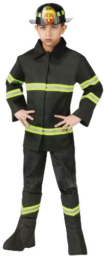 Firefighter Chief Halloween Costume Medium