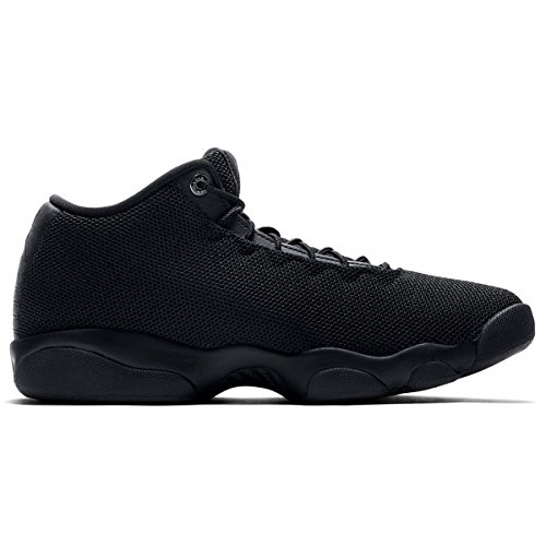 Sneaker NIKE Low Horizon Schwarz Jordan Textil 42 Herren 8qrPY8
