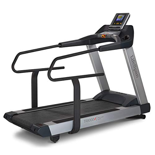 LifeSpan TR8000i Commercial Medical Treadmill