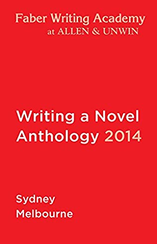 book cover of Writing a Novel Anthology, 2014