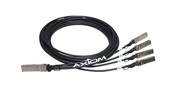 Axiom Qsfp DAC Cable for Juniper 3M