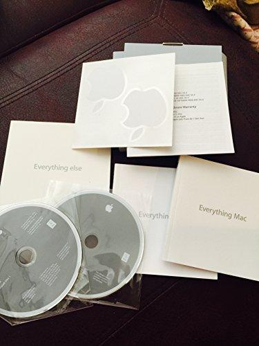 Apple Computer iMac Restore CD with Mac OS X v10.5 Leopard