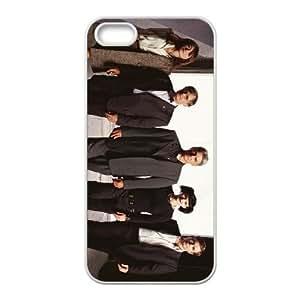 TPU iPhone 5,5S Case Cover Back Protective -Ncis C0U6853835