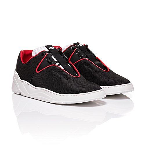 Christian Dior Zapatillas Para Hombre Negro Negro