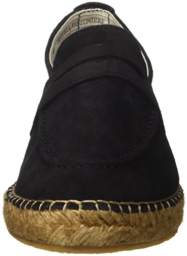 Loafer black Alpargatas Para De La Negro Bretoniere slipper 0004 Fred Mujer qCtRwz4