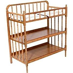 Delta Jenny Lind Changing Table - Golden Honey