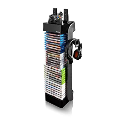 LevelUp RT Controller Universal Storage Tower with Headset Holder