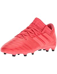 adidas Boys' NEMEZIZ 17.3 Firm Ground Soccer Shoes