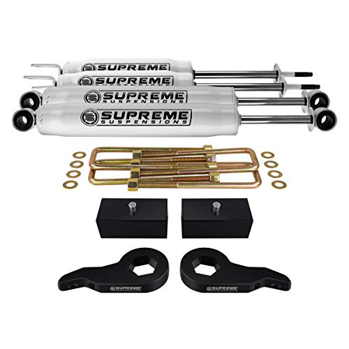 (Supreme Suspensions - Chevy Silverado Lift Kit 3