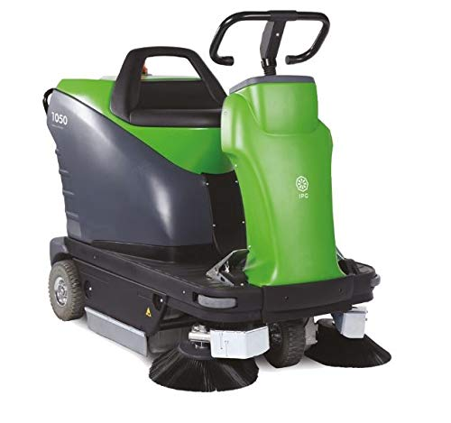 "IPC Eagle: Genius 1050 39"" Rider Sweeper - TK1050E"