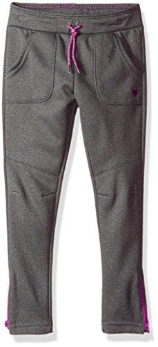 OshKosh B'Gosh Girls' Toddler Fleece Jogger Pants, Grey, 3T ()