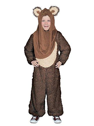 Classic Star Wars Premium Kids Wicket Jumpsuit Costume (XS) ()