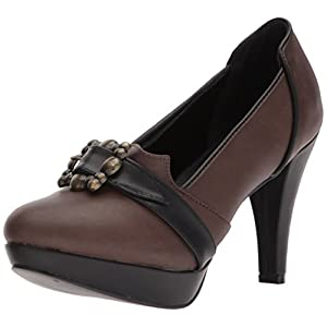 Ellie Shoes Women's 414-marian Platform Pump
