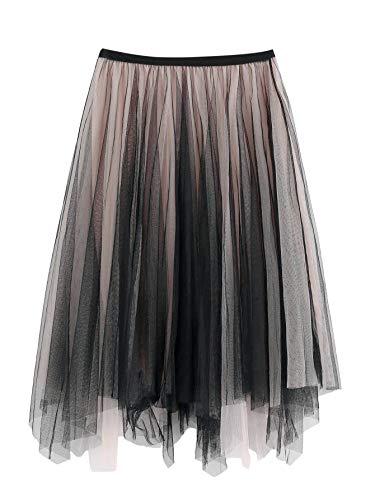Elastic Waist Embroidered Suit - 5