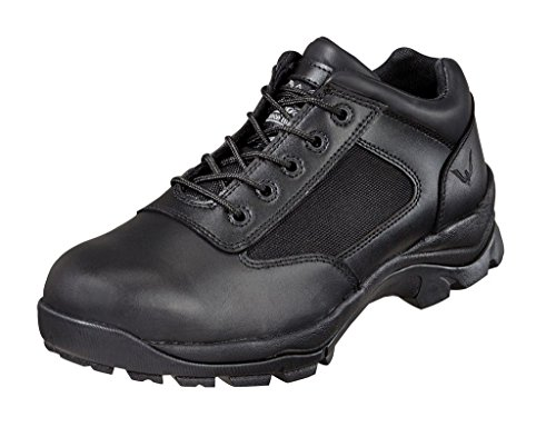 Thorogood Mens Classic Academy Uniform Oxford Shoe Leather Black 834-6042 oVtKvenl
