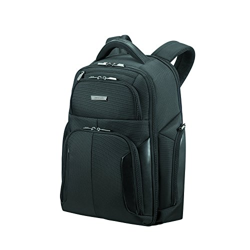 Samsonite XBR – Laptop Backpack 15.6″ Mochila tipo casual, 48 cm, 22 liters, Negro (Black)
