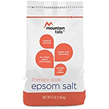 Mountain Falls Epsom Salt, Therapy Soak, 3 Pound