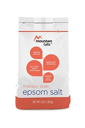 Mountain Falls Epsom Salt, Therapy Soak, 3 Pound