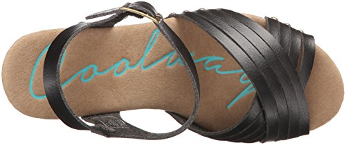 Coolway Cohen Mujer Piel Sandalia Plataforma