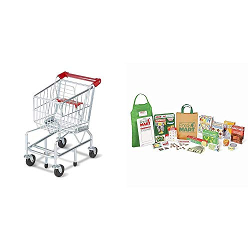 Most bought Grocery Shopping