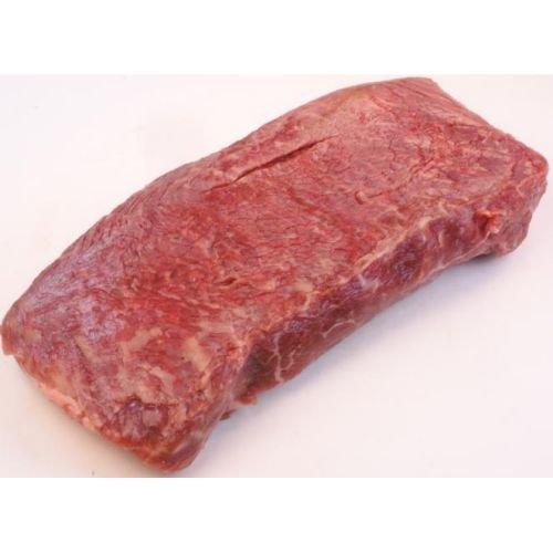 Ellison Choice Beef Flat Iron Steak, 6 Ounce -- 28 per case.