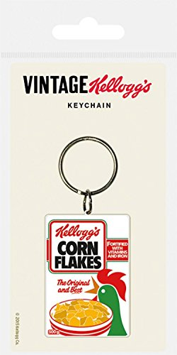 cuisine-keychain-keyring-for-fans-kelloggs-cornflakes-box-2-x-2-inches