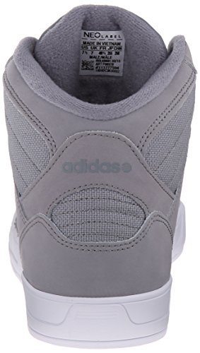 adidas NEO Men's Raleigh Mid Lace Up Shoe,GreyGrey