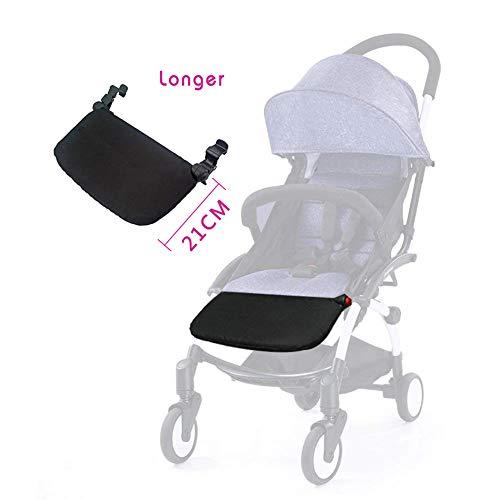 Stroller Footrest 8.5 Inch Accessories for Babyzen Yoyo Yoya Baby Time Feet Extension Infant Pram Footboard (21cm)