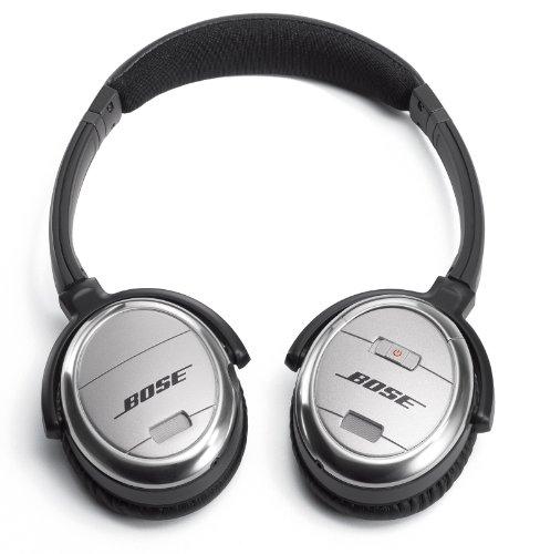 41GnZjWMEHL - Bose QuietComfort 3 Acoustic Noise Cancelling Headphones, Black
