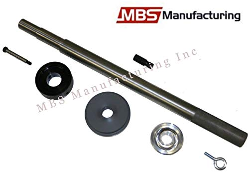 MBS Mfg Alignment Gimbal Seal Bellow Set for Mercruiser Volvo OMC with Hinge Pin ()