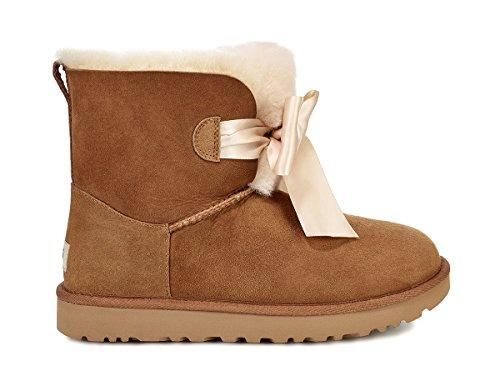 Mini Mini Marrone Arco Gita Del Ugg Bow Sistema Boot Donne Del Gita Ugg Women Le Caricamento Brown pHwq8qEBx