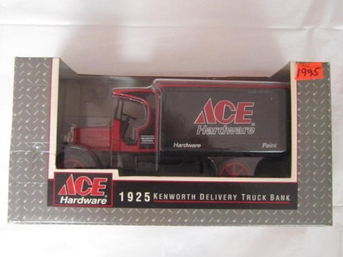 Ace Hardware 1925 Kenworth Delivery Truck Bank by Ertl Collectibles
