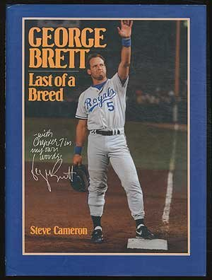 George Brett: Last of a Breed (hbk) by Brand: Taylor Pub