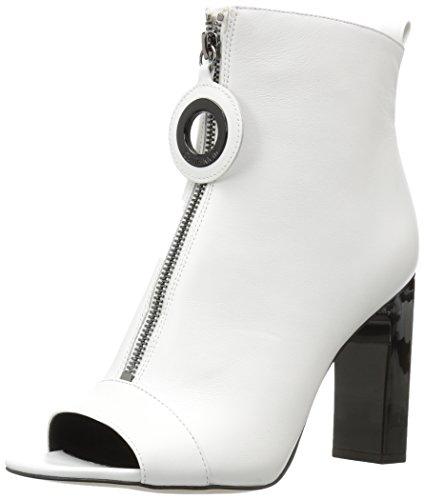 Calvin Minda Women's Ankle Klein White Boot Spr1vaSwq