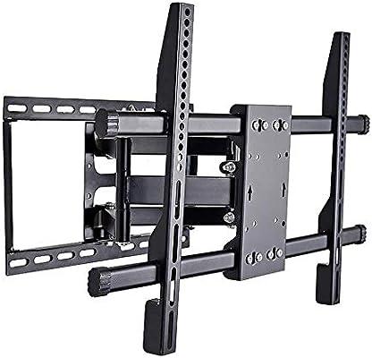 Jsmhh Soporte de TV for 49-70 Pulgadas LED televisores OLED LCD, Full Motion Mueble de TV Soporte de Pared Giratorio Extiende Soportes for TV MAX VESA 600x400mm for Sala: Amazon.es: Hogar