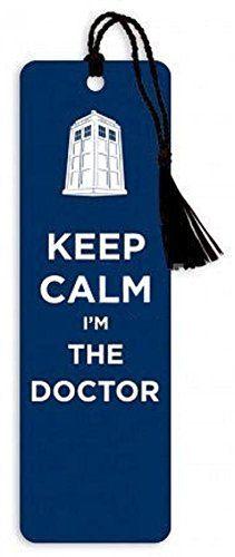 Dr. Who Bookmarks