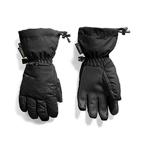 The North Face Youth Montana Gortex Glove - TNF Black - M