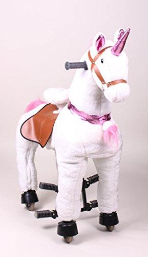 Galoppo spielzeug einhorn zum reiten für kinder