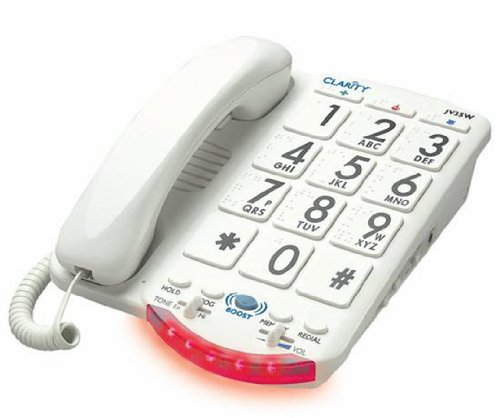 Clarity JV35W Amplified Telephone Numbers product image