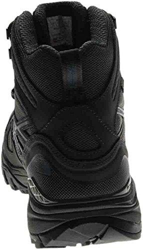 Der North Face Hedgehog Fastpack Mid GTX Wide Boot Herren Graphitgrau / Dark Slate Blue