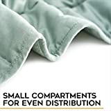 YnM Kids Weighted Blanket — Organic Long Stapled