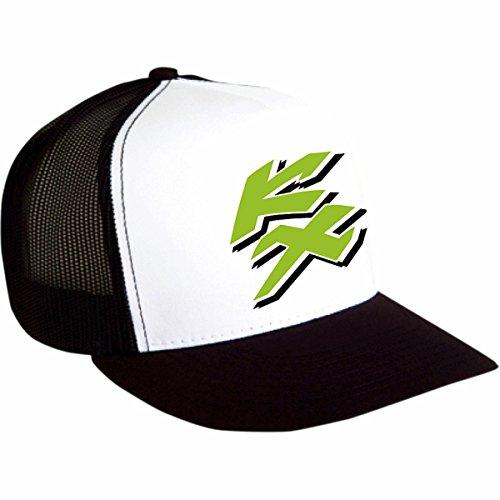 18 Black Racing Hat - 8
